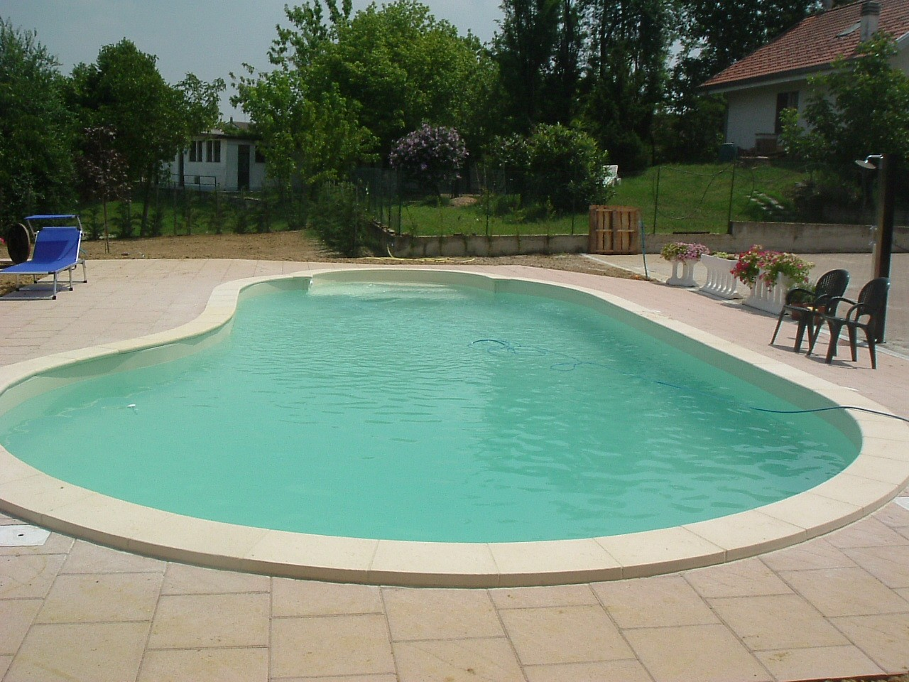 Piscine interrate - Dimensioni piscina ...