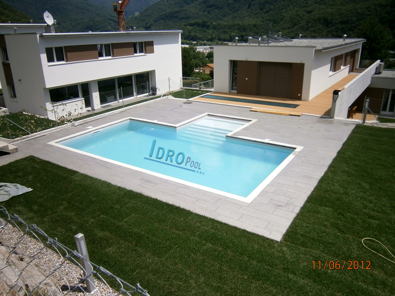 Piscine cemento - Piscine piccole interrate ...