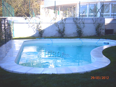 Dimensioni piscine interrate - Vendita piscine interrate ...